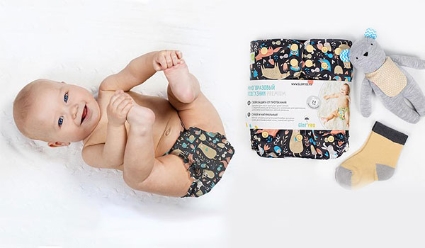 многоразовые подгузники для новорожденных отзывы