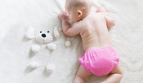 многоразовые памперсы для новорожденных